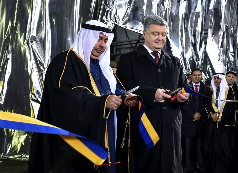 """Соглашение о налаживании производства транспортных самолетов """"Антонов"""" для Саудовской Аравии было утверждено в мае 2015 года"""