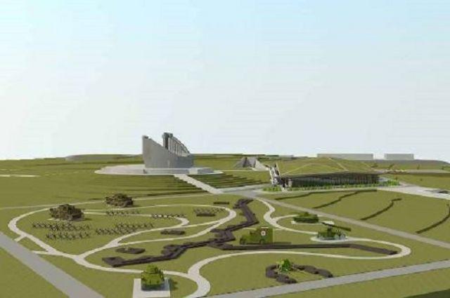 Строительство музея «Самбекские высоты» назначено на 2017-й