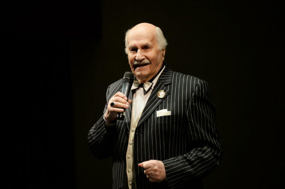 31 октября в возрасте 101 года скончался легендарный актер Владимир Зельдин.