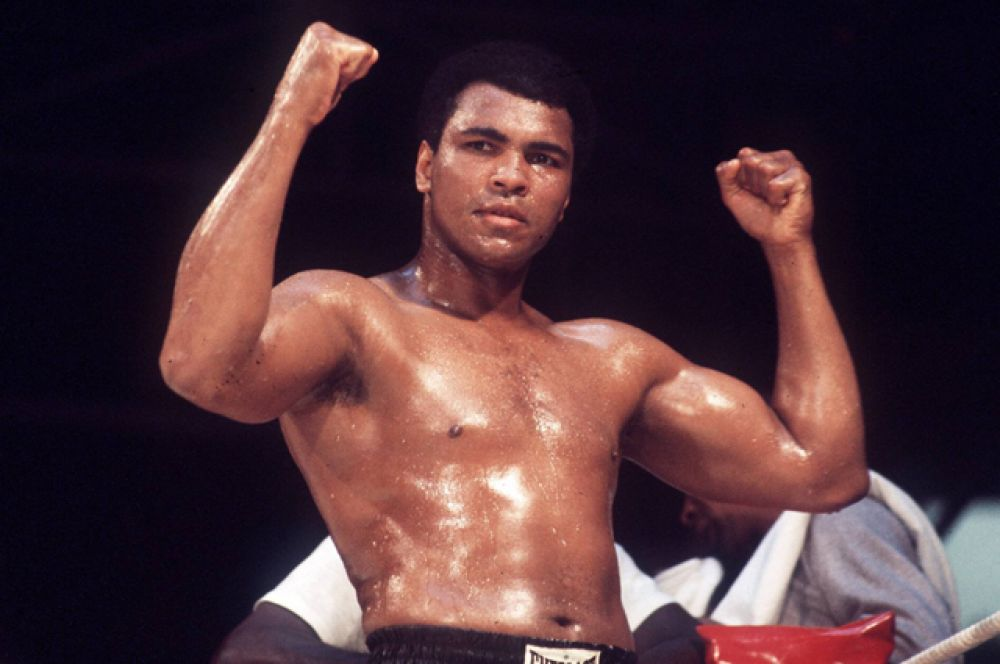4 июня в возрасте 74 лет скончался один из самых известных боксеров в мировой истории Мохаммед Али.