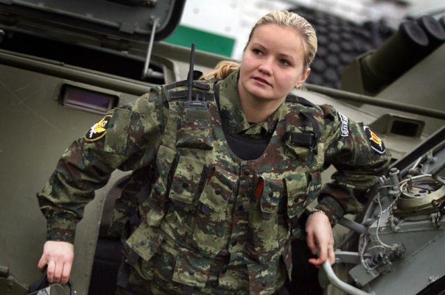 Женщина-спецназовец стала призером на Кубке мира по боксу
