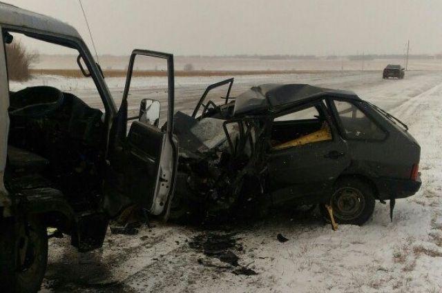Авария произошла 21 декабря.