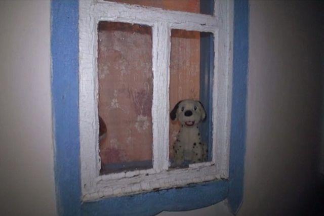 Мужчина залез в дом к бывшей подруге через окно, чем напугал её.