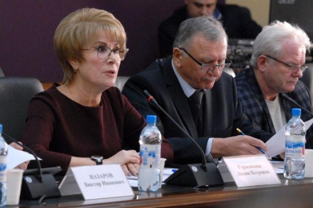 Лидия Герасимова: команда сформирована, времени на раскачку нет.