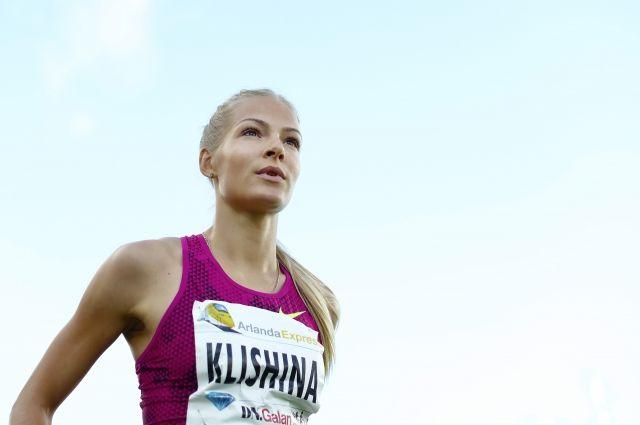 ИААФ предположила Клишину назимний чемпионат Европы 2017 года
