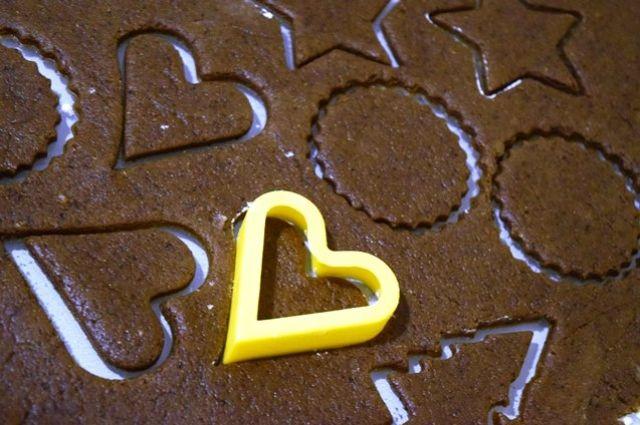 Имбирное печенье - вкусное угощение для всех!