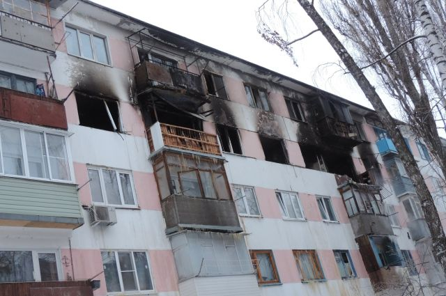 Гражданин Воронежа предстанет перед судом поделу овзрыве вжилом доме