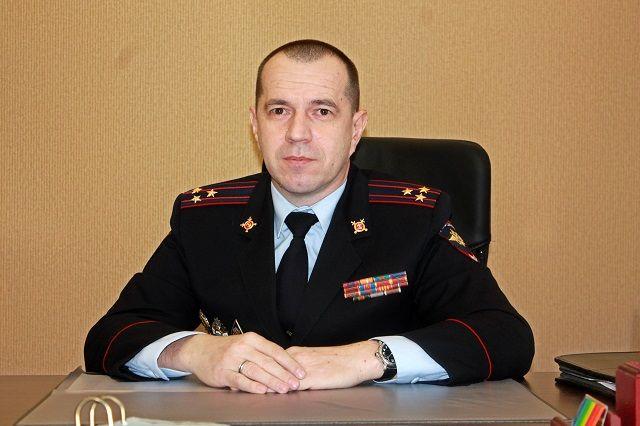 Вадим Ковтун - заместитель начальника УМВД России по Пензенской области.