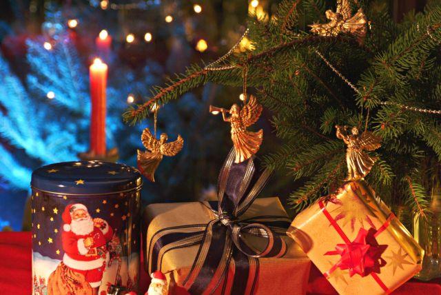Новый год - время, когда дети по-прежнему надеются на чудо