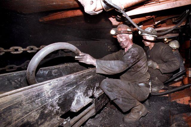 Шахтёр - одна из самых опасных профессий на Среднем Урале.