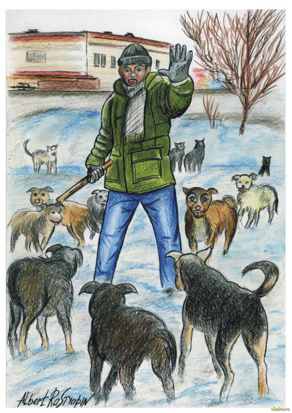 Серия нападения собак на детей встревожила жителей области. При этом агрессию неожиданно проявляли домашние животные.