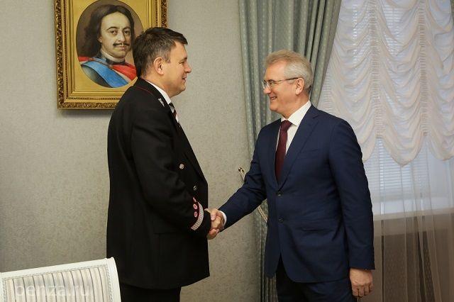 Вновь назначенный начальник Куйбышевской железной дороги подчеркнул готовность к всестороннему сотрудничеству.