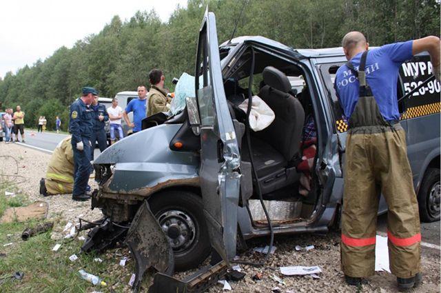 ВЮрьянский суд передано дело оДТП, где погибли семь человек