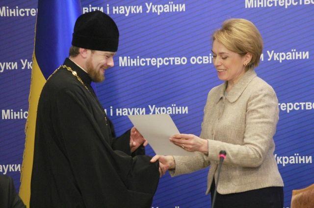 Торжественная церемония вручения свидетельств о признании высшего духовного образования