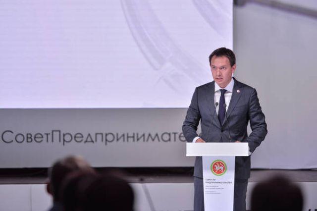 Предприниматели встретились сбизнес-омбудсменом Нагумановым поповоду вкладов вТатфондбанке