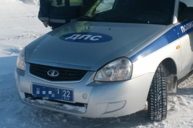 Барнаульский шофёр осужден заДТП, вкотором умер полицейский
