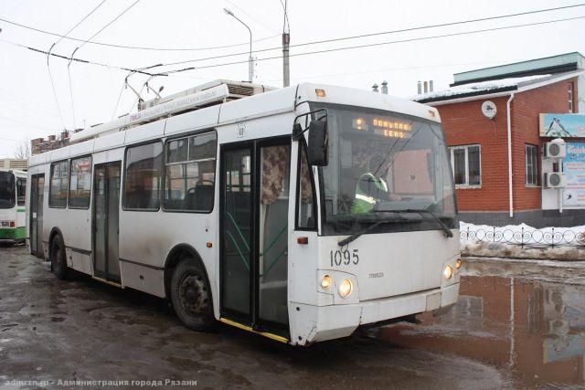 Сянваря вСимферополе подорожает проезд втроллейбусах