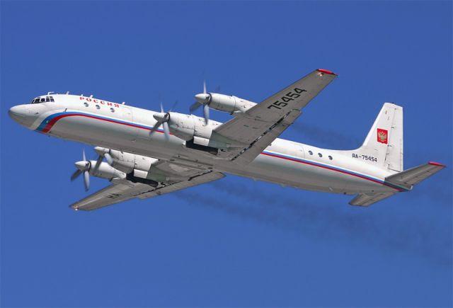 Пассажиры Ил-18 получили черепно-мозговые травмы ипереломы