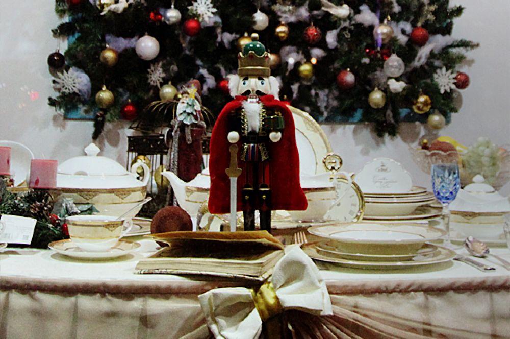 Щелкунчик - одна из самых главных новогодних сказок