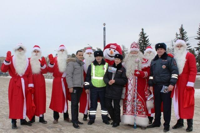 Мероприятие было организовано полицейскими совместно с железнодорожниками.