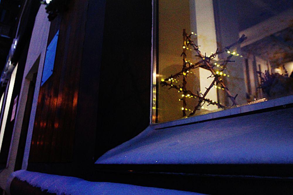Звезда - одно из главных украшений Нового года