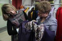 В швейном производстве объем продукции вырос на 10%.