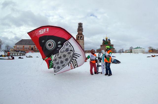 Компания помогает Усольскому району в проведении чемпионата «Строгановская миля».