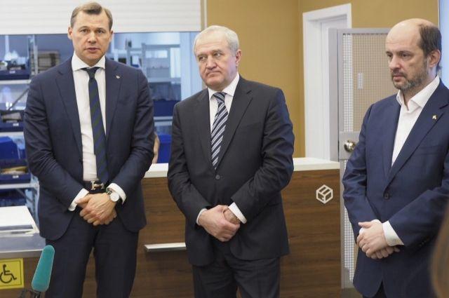 Руководство решило продлить договор сглавой «Почты России»
