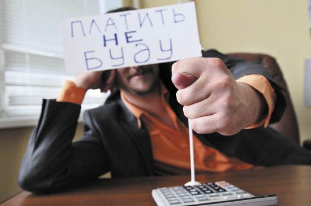 Должники недоплатили за воду более 178 тыс. рублей.