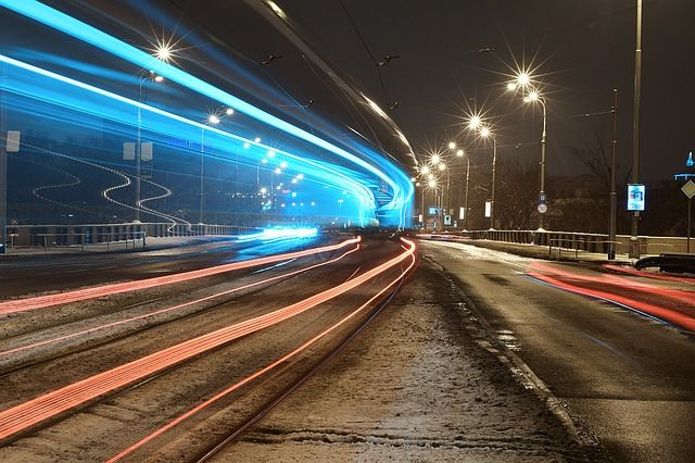 Скорость движения вОмске могут ограничить 50-ю километрами вчас