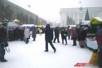 Ярмарка пройдет 27 декабря на площади Советов в Кемерове.