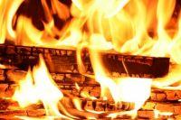 Пожар унес жизни двоих человек