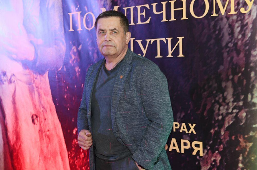 Солист группы «Любэ» Николай Расторгуев.