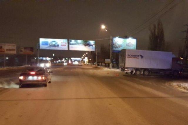 ВДТП с грузовым автомобилем вВолгограде пострадал младенец итрое взрослых