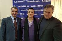 Александр Селезнев, Глеб Тюрин, Николай Чистов