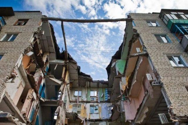 Народные избранники отклонили законодательный проект про возмещение убытков зауничтоженные наДонбассе дома