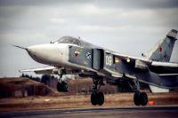 Бомбардировщики Балтфлота совершил дозаправку над Калининградской областью.