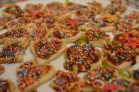 Так сложилось, что наиболее праздничным вариантом выпечки считается печенье