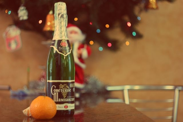 В основе меню советского новогоднего стола – традиционные рождественские блюда.