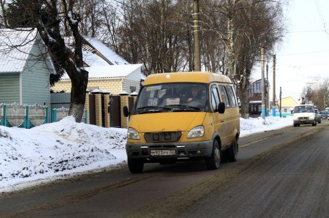 Стоимость проезда вбрянских маршрутках возрастет до20 руб.