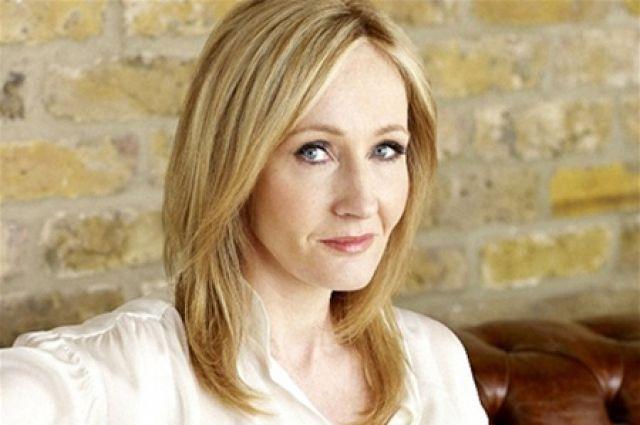 Джоан Роулинг работает над новым романом после «Гарри Поттера»