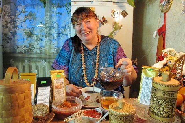 Камчатский чай - особенный, душистый и полезный.