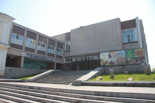 Сотрудники музея рассказали о случившемся одному из региональных телеканалов.