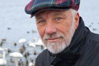 Дмитрий Крылов на озере Светлом.
