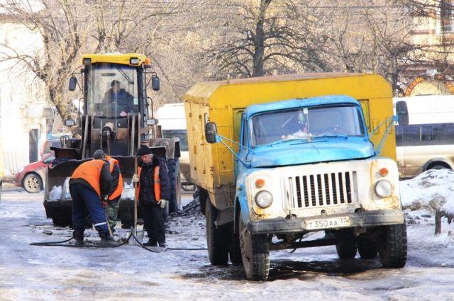 Вмэрии анонсировали зимний ямочный ремонт владимирских дорог