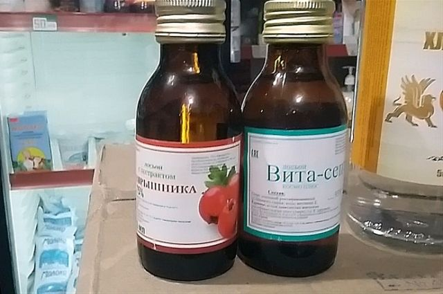 В Кузбассе изъяли около 500 флаконов спиртосодержащего лосьона.