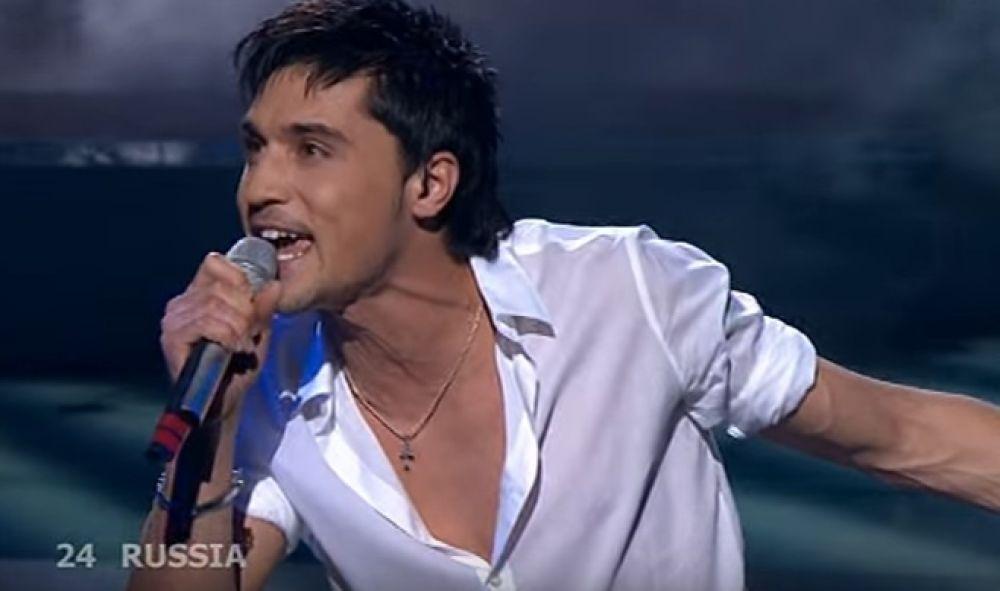 Второе появление Билана на «Евровидении» произошло в 2008 году — артист выступил на сцене Белграда с песней Believe и стал первым участником от России, победившем в престижном конкурсе.