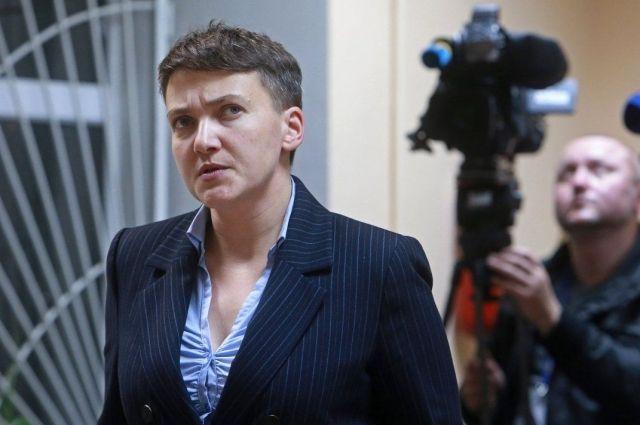 Савченко исключили изкомитета понацбезопасности