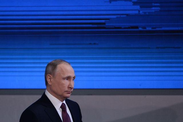 Инфляция порезультатам следующего года составит более 5,5% — Путин