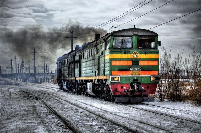 В новогодние праздники отменили несколько оренбургских рейсов поездов